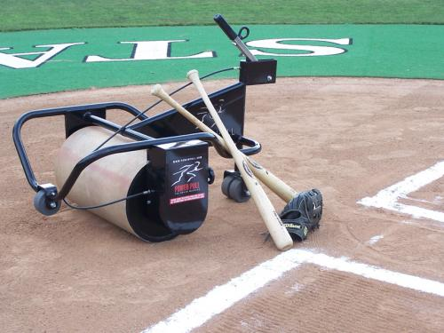 The Power Pull at home on the Baseball Diamond