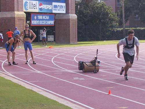 University of Florida - Power Pull Training