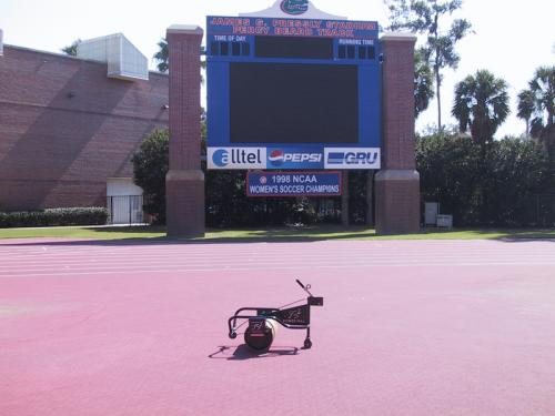 The Power Pull at the University of Florida!